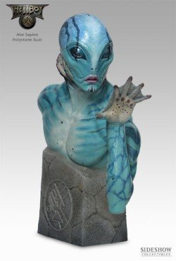 Buy Low Price Sideshow Hellboy – Abe Sapien Bust Figure (B000BW8A6S)
