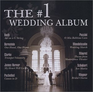 The #1 Wedding Album