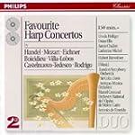 Les Grands concertos pour harpe