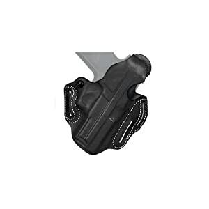 Desantis Thumb Break Scabbard Holster fits Ruger LC9, Right Hand, Black Lined