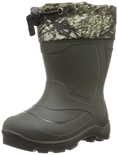 Kamik Footwear Snobuster2 Insulated Boot (Toddler/Little Kid/Big Kid)