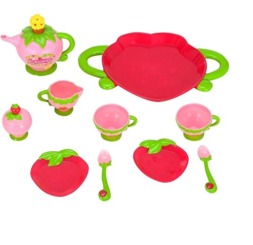 Strawberry Shortcake Berry Sweet Tea Set
