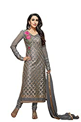 Bollywood Designer Salwar Suit Catalog Semi Stitched Dress Material