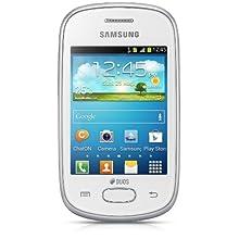 Samsung Galaxy Star GT-S5282 (Ceramic White)