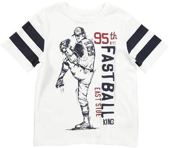 Buy OshKosh B'gosh Boys' S S Sports Tee by OshKosh B'Gosh