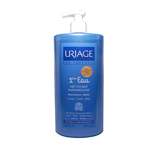Uriage bambino Acqua Detergente primo No Rinse 1 L [Automotive]
