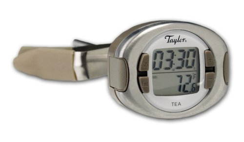 Taylor Connoissuer Tea Thermometer And Timer
