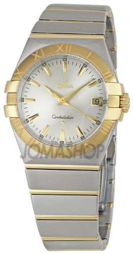 Omega Women's 123.20.35.60.02.002 Constellation Quartz Two Tone Watch
