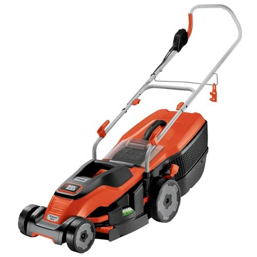 Black & Decker Em1500 15-Inch Corded Mower With Edge Max, 10-Amp