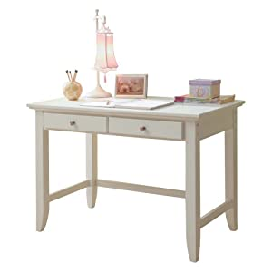 Home Styles Home Styles Naples Student Desk - White by Home Styles