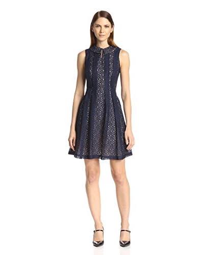 Susana Monaco Women's Rosie Graphic Lace Dress