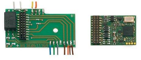 Mrklin-60942-Lok-Decoder-mit-Leiterplatte