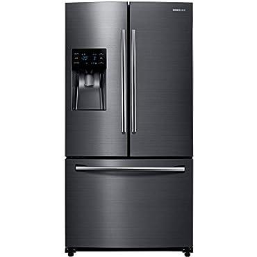 Samsung RF263BEAESG 36 French Door 25 cu.ft. Refrigerator (Black Stainless Steel)