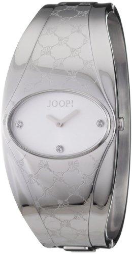 Joop JP100302002 - Reloj de mujer de cuarzo, correa de acero inoxidable color plata