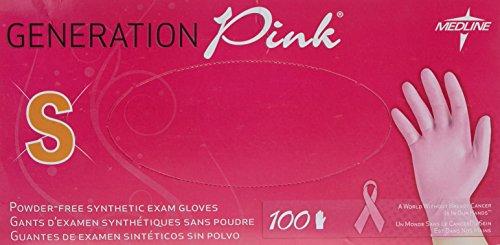 medline-rose-petit-gants-en-vinyle-sans-poudre-pack-de-100