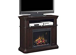ClassicFlame Oakfield Wall Corner Electric Fireplace Media