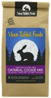 Moon Rabbit Gluten Free Wholesome Oatmeal Cookie Mix, 19.1-Oz by Moon Rabbit Foods