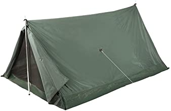Stan Sport Scout Backpack Tent, Forest Green, 6-Feet 6-Inch X4-Feet 6-Inch X 3-Feet
