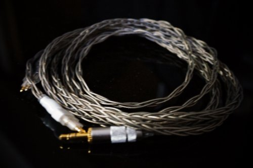 "Effect Audio Studio ""Hades"" Sennheiser Upgrade Replacement Cable For Hd650/Hd600/Hd25-1:2"