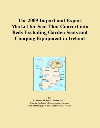The 2009 Import and Export Market for Seat That Convert into Beds Excluding Garden Seats and Camping Equipment in Ireland