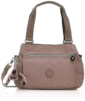 Kipling Women's Orelie Top-Handle Bag K15257757 Monkey Brown