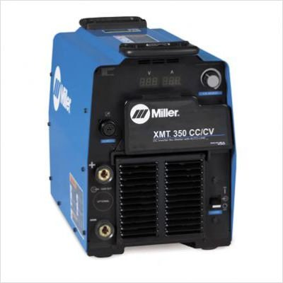 Xmt 350 Cc/Cv Multiprocess Welder, 1- & 3- Phase, 10 - 38 V, 5 - 425 A Type: 208-575 Auto-Line