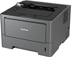 Brother Printer HL5470DW Wireless Monochrome Printer