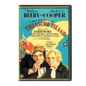 Treasure Island DVD (1934) Wallace Beery, Jackie Cooper Region 1 U.S. & Canada