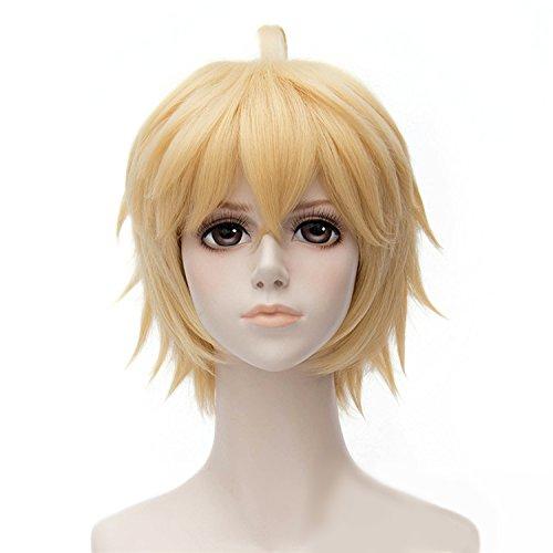 CoolChange parrucca di Mikaela Hyakuya della serie Seraph of the End, bionda
