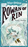 ROWAN OF RIN (HIPPO FANTASY) (0590556576) by EMILY RODDA