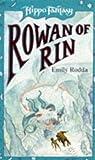 ROWAN OF RIN (HIPPO FANTASY) (0590556576) by EMILY RODDA
