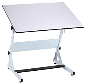 Bieffe NEW Broadway A1 Adjustable Designer and Craft Table
