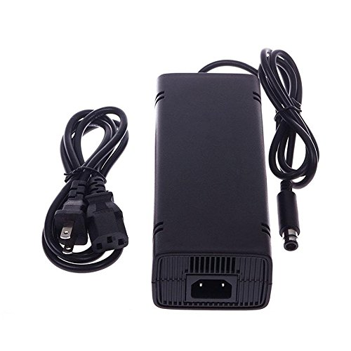 Us Plug Ac Adapter Power Supply Charger Replacement Part For Microsoft Xbox 360 E