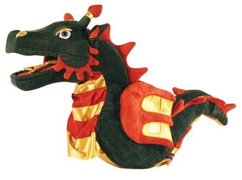 Deluxe Dragon Hand Puppet
