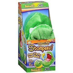 Stompeez Dragon Slippers, Small, 1 ea - 1
