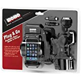 Echo Plug & Go Handlebar Mount Phone Holder and Charger
