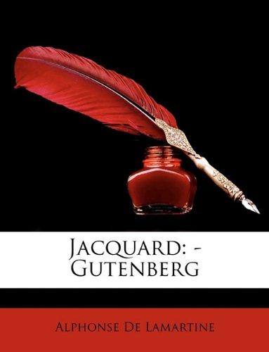 Jacquard: - Gutenberg