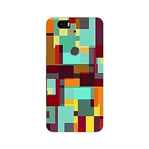 Huawei Nexus 6P Cover, Premium Quality Designer Printed 3D Lightweight Slim Matte Finish Hard Case Back Cover for Huawei Nexus 6P-Giftroom-736
