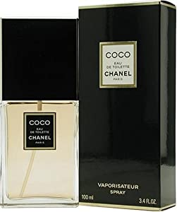 coco by chanel for eau de toilette spray 1 7 ounce perfumes for
