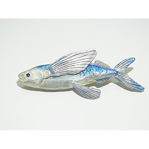 (パルナートポック)Palnart Poc 『ハマトビウオ ブローチ』【Brough Superior/ブラフシューペリア】魚 アクセサリー フィッシュ おもしろ 個性的 珍しい 海