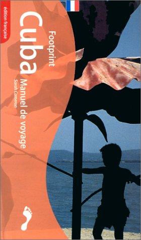 Footprint: Cuba Manuel De Voyage