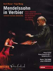 Mendelssohn in Verbier - Piano Sextet / Piano Cto [Import]