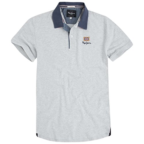 Polo by Pepe Jeans - ESTEBAN NEW (XXL, GRIGIO)
