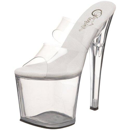 Pleaser Women'S Taboo-702C Platform Sandal