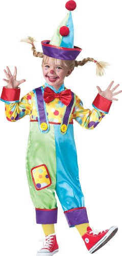 InCharacter Baby's Clown Costume