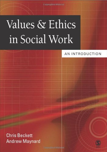 Values and Ethics in Social Work: An Introduction