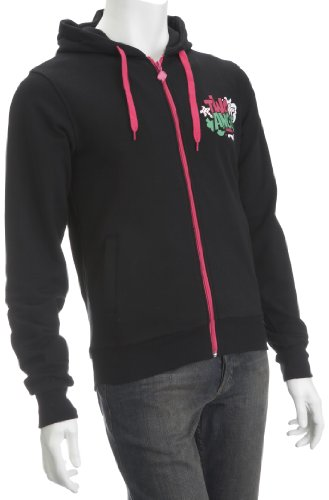 Two Angle Bourso Hoody Black Men's Jumper Black Small