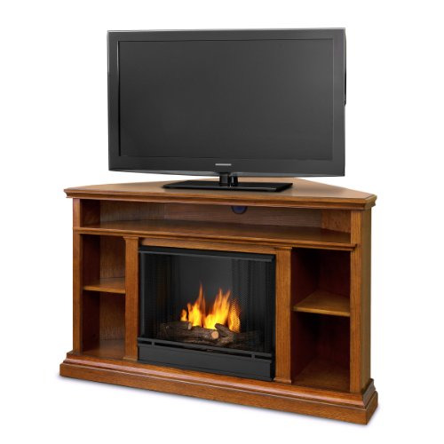 Real Flame 3750-O Churchill Ventless Gel Fireplace