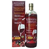 Resvinatrol Complete Liquid (32 oz) - WITH proven Cholesterol Lowering Plant Sterols, CoQ10, and Omega 3