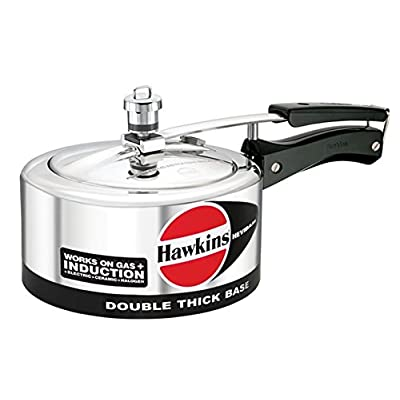 Home and Kitchen Cookware Hevibase 5 ltrs Pressure Cooker (H56)
